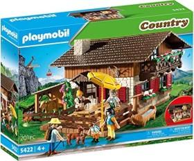 playmobil Country - Almhütte (5422)
