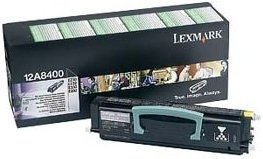 Lexmark 12A8400 Return Toner black