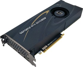 Manli GeForce RTX 2070 SUPER, 8GB GDDR6, HDMI, 3x DP (N5022070SM14510)
