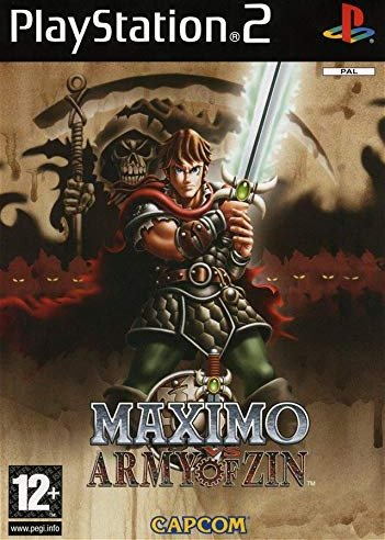 Maximo vs. Army of Zin (niemiecki) (PS2) -- via Amazon Partnerprogramm
