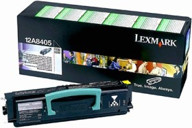 Lexmark Return Toner 12A8405 black