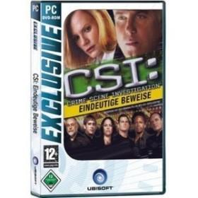 CSI - Eindeutige Beweise (PC)