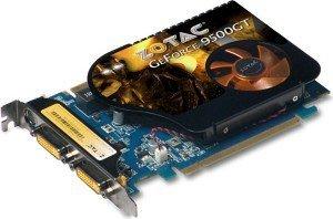 Zotac GeForce 9500 GT, 512MB DDR2, 2x DVI, TV-out (ZT-95TEH2P-FSL)
