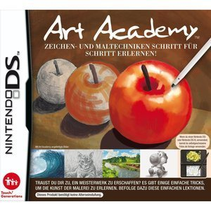 Art Academy (English) (DS)