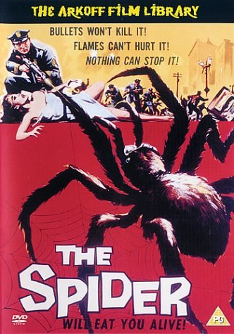 The Spider -- via Amazon Partnerprogramm