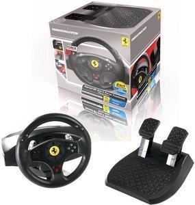 Thrustmaster Ferrari GT 2in1 Force Feedback (PC/PS2) (4160508/2960676)