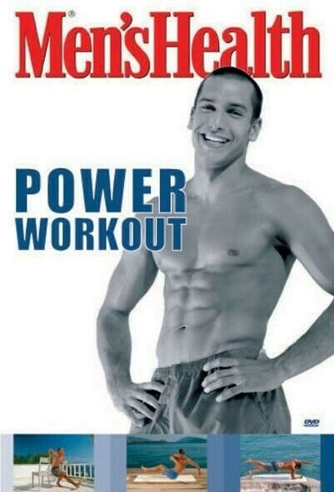 Men's Health Power Workout -- via Amazon Partnerprogramm
