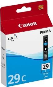 Canon Tinte PGI-29C cyan (4873B001)