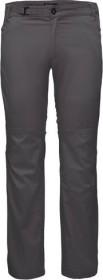 Black Diamond Credo climbing trousers long carbon (men) (APP25N-0003)