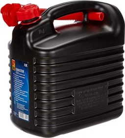 SENA Fuel Canisters 10l black (087692)