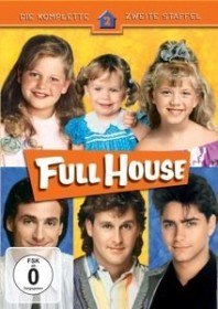 Full House Season 2 (DVD)