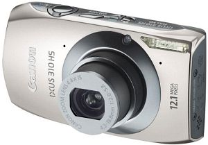 Canon Digital Ixus 310 HS silver (5132B006)