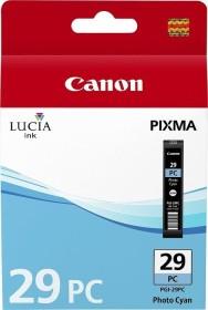 Canon Tinte PGI-29PC cyan photo (4876B001)