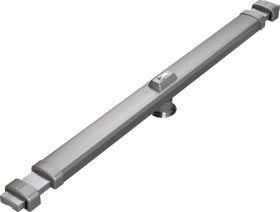 ABUS tank bar PR2700 with cylinder stainless steel look, bolt lock (49087)