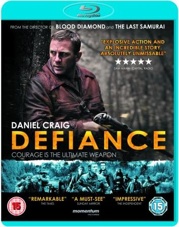 Defiance (Blu-ray) (UK) -- via Amazon Partnerprogramm