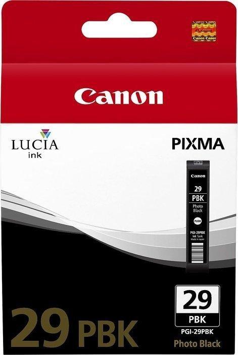 Canon PGI-29PBK Tinte schwarz photo (4869B001)