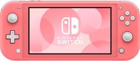 Nintendo Switch Lite koralle (verschiedene Bundles)