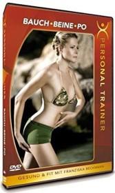 Fitness: Personal Trainer - Bauch, Beine, Po (DVD)