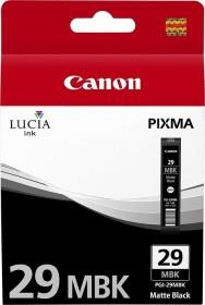 Canon Tinte PGI-29MBK schwarz matt (4868B001)