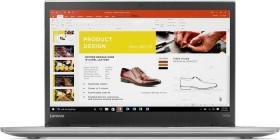 Lenovo ThinkPad T470s silber, Core i5-7200U, 16GB RAM, 512GB SSD, LTE (20HF004PGE)