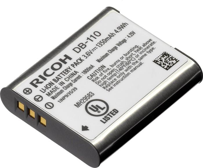 Ricoh DB-110 Li-Ionen-Akku (37838)