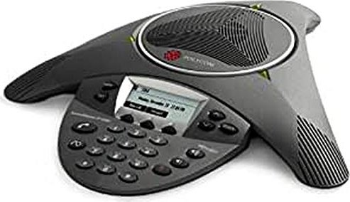 Polycom/Polyspan Soundstation IP 6000 without power supply (2200-15600-001) -- via Amazon Partnerprogramm