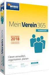 Buhl Data WISO Mein Verein 2018 - Teamwork Edition (deutsch) (PC)