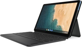 Lenovo IdeaPad Duet Chromebook, Mediatek P60T, 4GB RAM, 64GB Flash, schwarz (ZA6F0062DE)