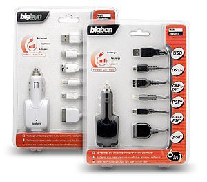 BigBen Multi CAR / USB adapter (PSP) (BB248968)