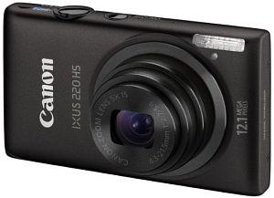 Canon Digital Ixus 220 HS black (5099B007)