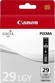 Canon Tinte PGI-29LGY grau hell (4872B001)