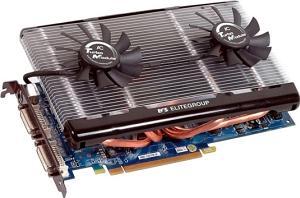 Elitegroup N9800GT-512MX-P RSV2, GeForce 9800 GT, 512MB DDR3, 2x DVI, TV-out, PCIe 2.0
