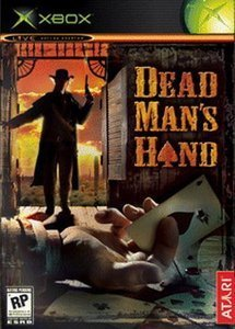 Deadmans Hand (German) (Xbox)
