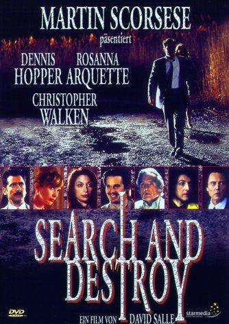 Search and Destroy -- via Amazon Partnerprogramm