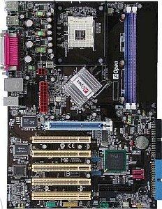 AOpen AX4SPB-UN, i848P (PC-3200 DDR)