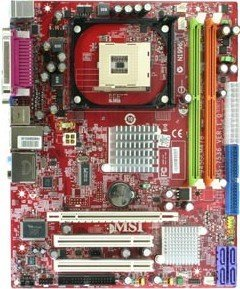 MSI 945GCM478-L, i945GC (dual PC2-5300U DDR2) (7536-010R)