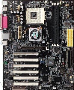 AOpen AK77-400N, KT400A (PC-3200DDR) (91.8A710.301)