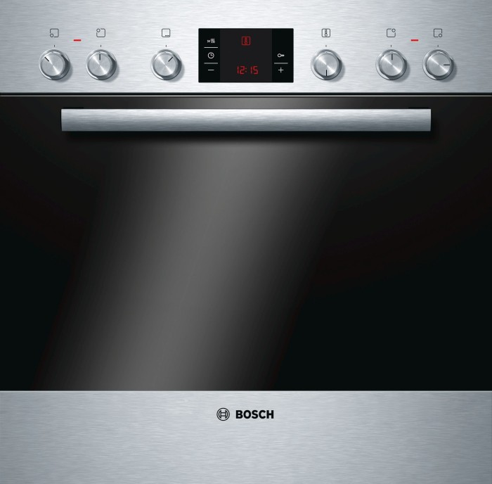 Bosch HND22GR51 built-in cooker set
