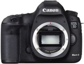 Canon EOS 5D Mark III schwarz Body (5260B004)