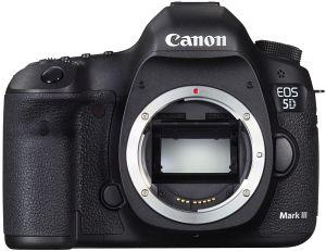 Canon EOS 5D Mark III schwarz Gehäuse (5260B004)
