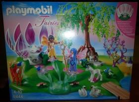playmobil Fairies - Feeninsel mit magischer Edelsteinquelle (5444)
