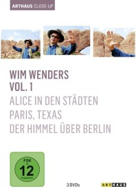 Wim Wenders Vol. 1 Box (Arthaus Close-Up)