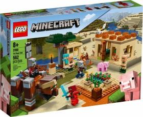 LEGO Minecraft - Der Illager-Überfall (21160)