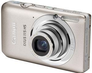Canon Digital Ixus 115 HS silver (4929B008)