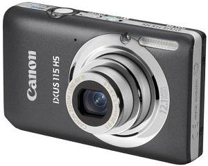 Canon Digital Ixus 115 HS grey (4933B008)