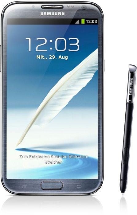 Samsung Galaxy Note 2 N7100 32GB mit Branding