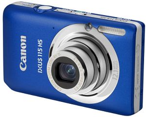 Canon Digital Ixus 115 HS blue (4930B008)