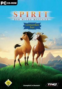 Spirit: Der wilde Mustang (deutsch) (PC)
