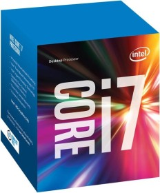Intel Core i7-7700, 4x 3.60GHz, boxed (BX80677I77700)