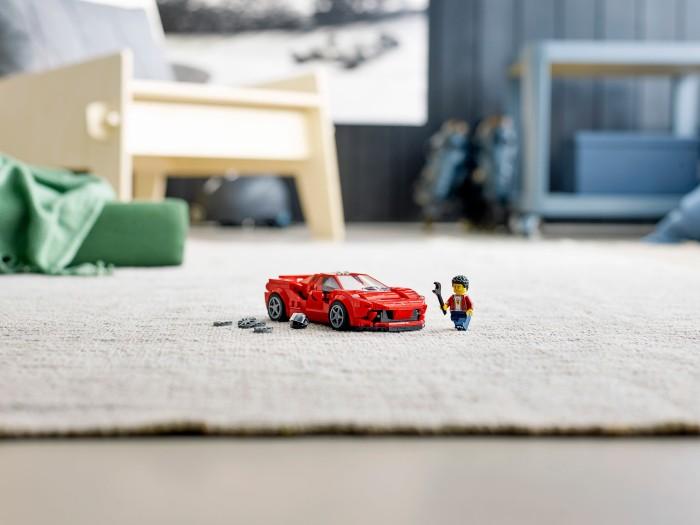 Lego Speed Champions Ferrari F8 Tributo Ab 14 67 2021 Preisvergleich Geizhals Deutschland